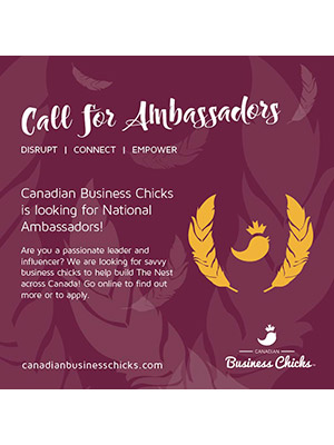 National Ambassadors - Canadian Business Chicks