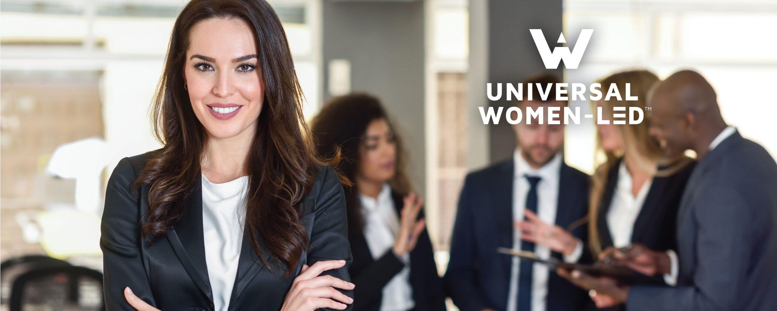Women Led Slide 1